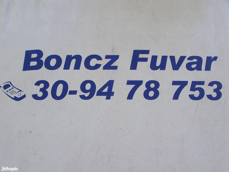 Költöztetés, belföldi-nemzetközi fuvarozás, tehertaxi Győr