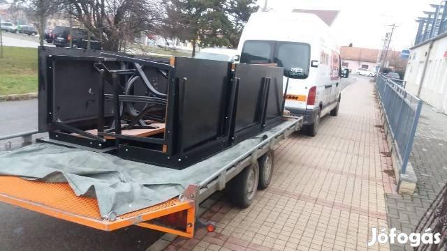 Költöztetés, bútor szállítás
