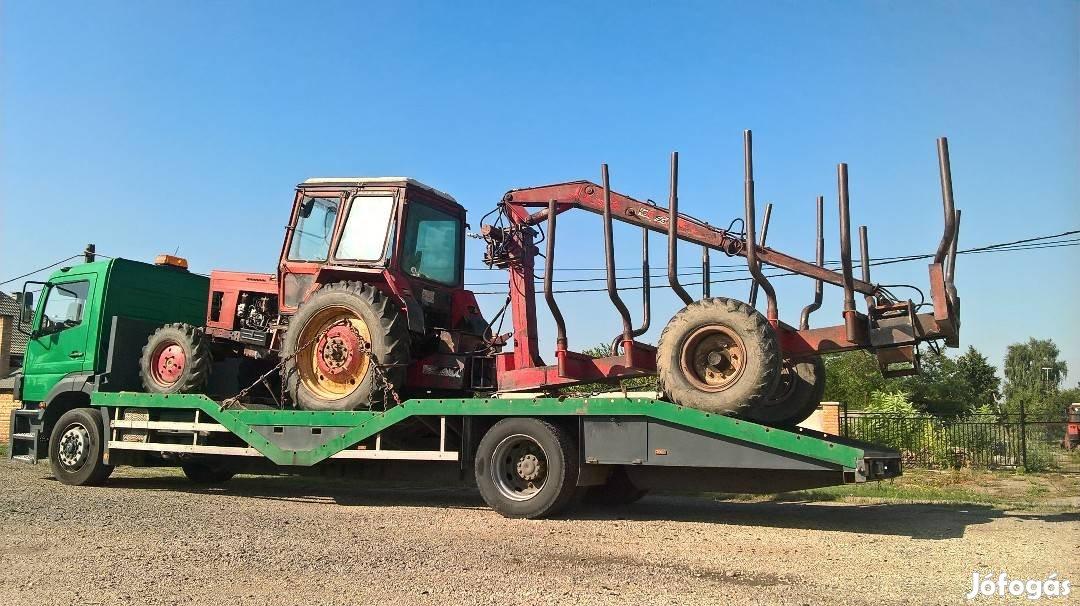 Kombájn, Mtz, Rába, Traktor, Pótkocsi, Gépszállítás