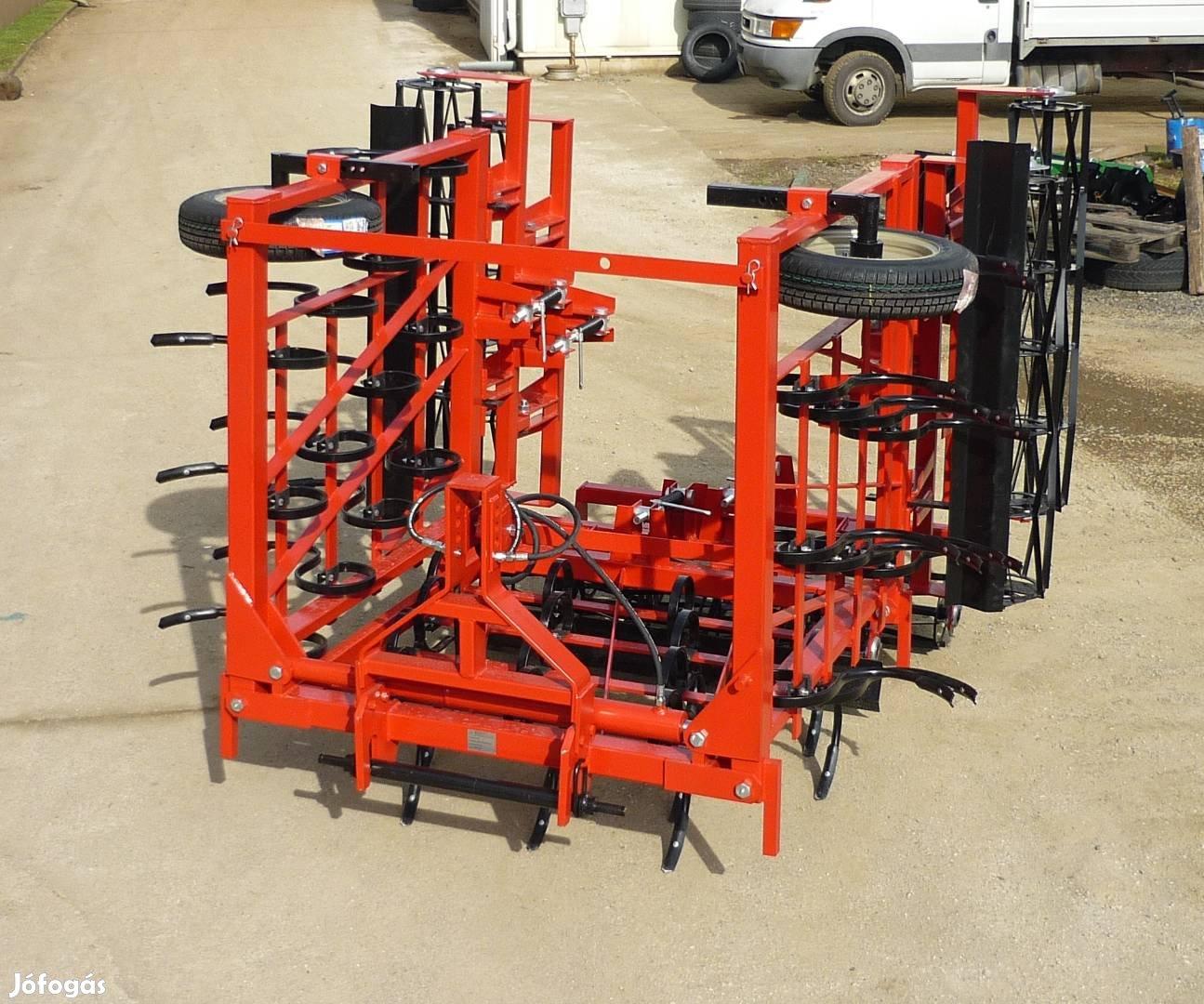 Kombinátor fix és hidraulikus