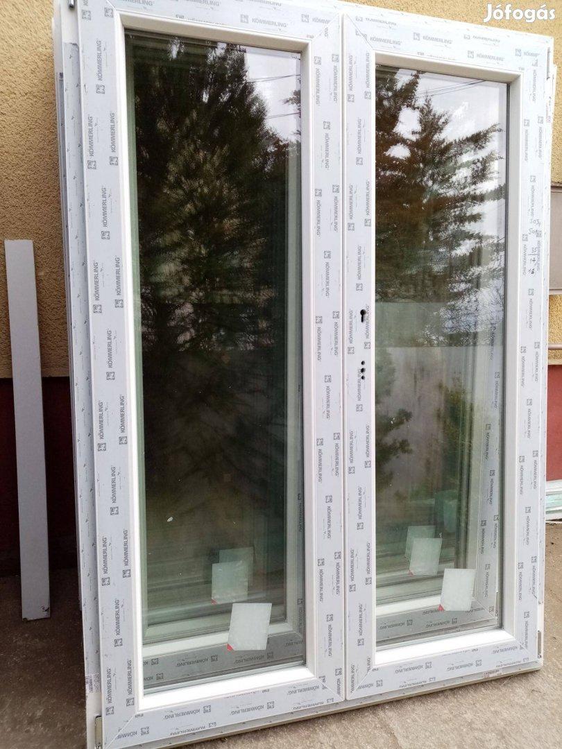 Kömmerling prémium ablakrendeszer 90*120 37.000:-Ft