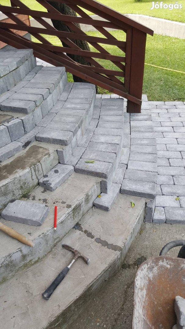 Kőműves munkát vállalók