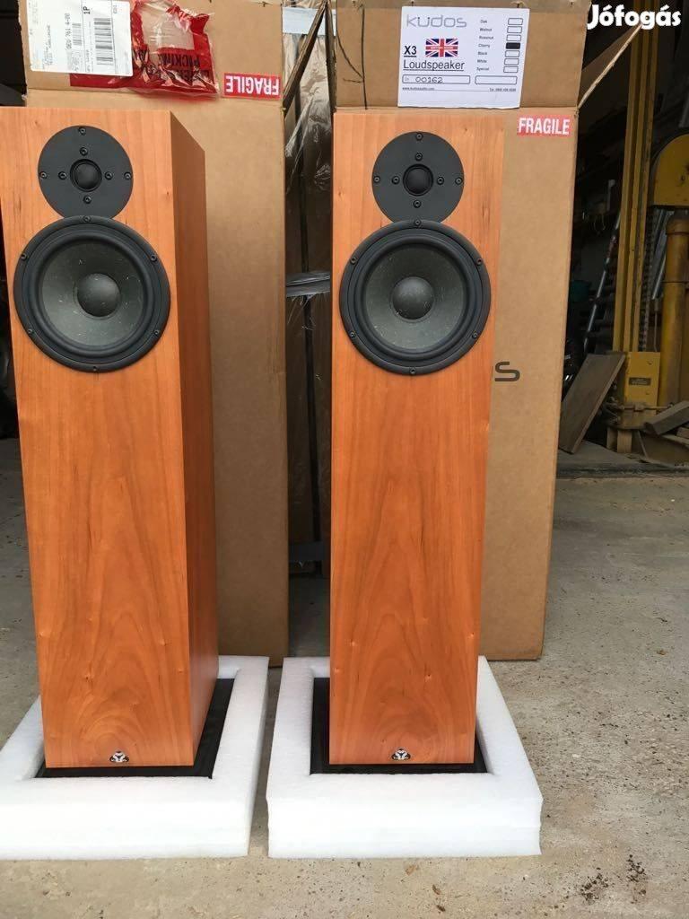 Kudos X3 - Padlón hangszórókészlet