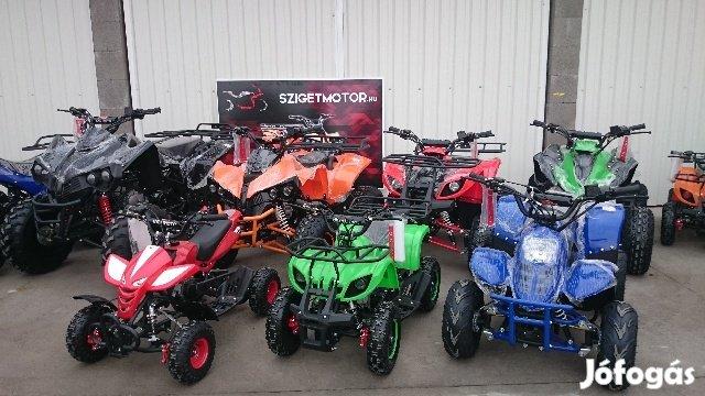 Kxd Pro 608 gyermek gyerek quad cross motor a Sziget Motornál!