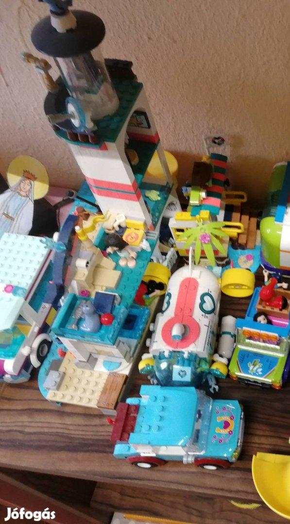 Lego friends együtt