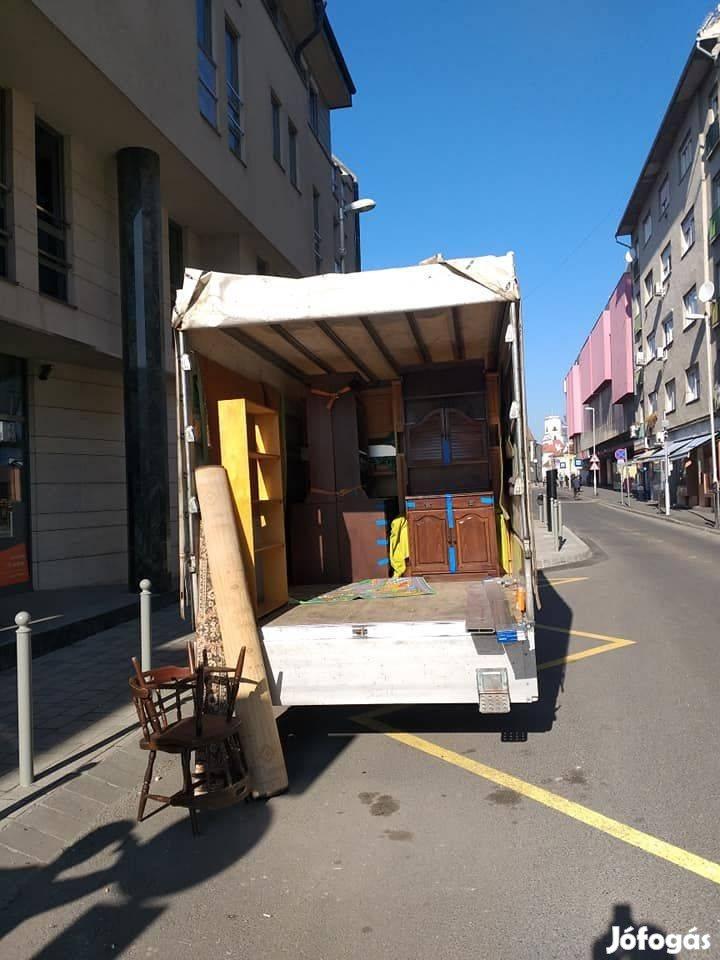 Lomtalanítás Győr