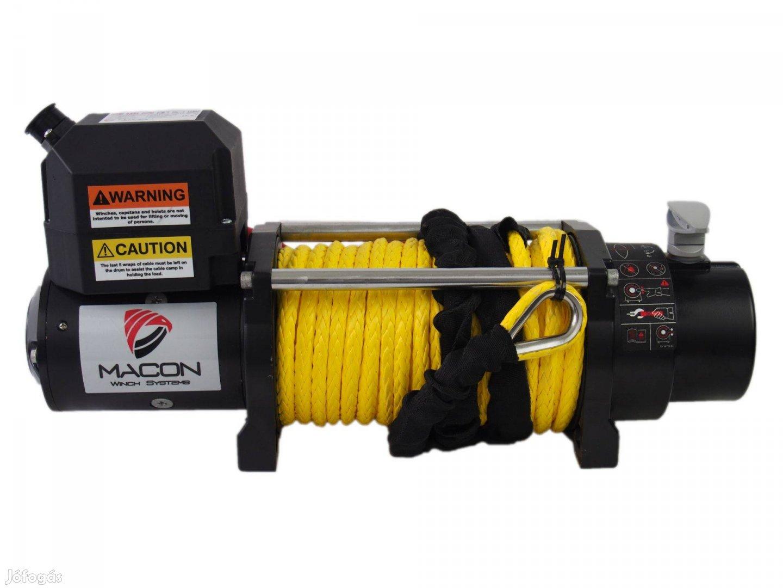Macon Winch 13000 elektromos csörlő autószállító