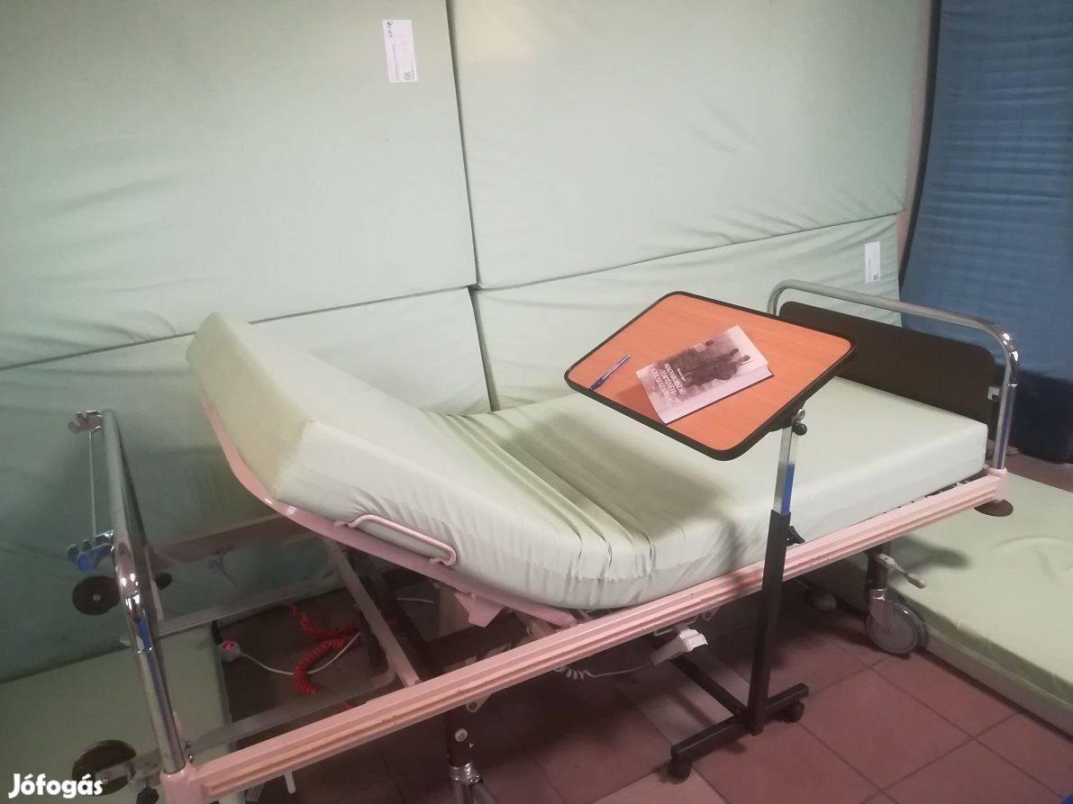 Manuális betegágy szívbetegeknek beteg ápolási kórházi ágy