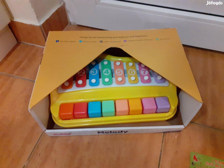Mappy a vidám xilofon ,zongorával egybeépítve eladó