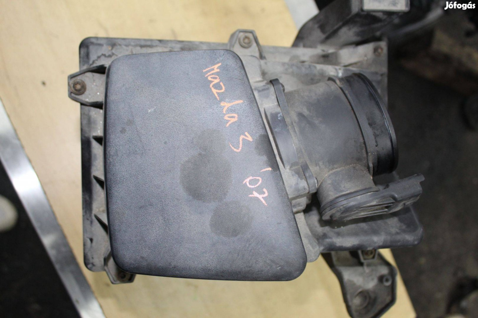 Mazda 3(BK) 1.6Di levegőszűrőház 3M51-9600