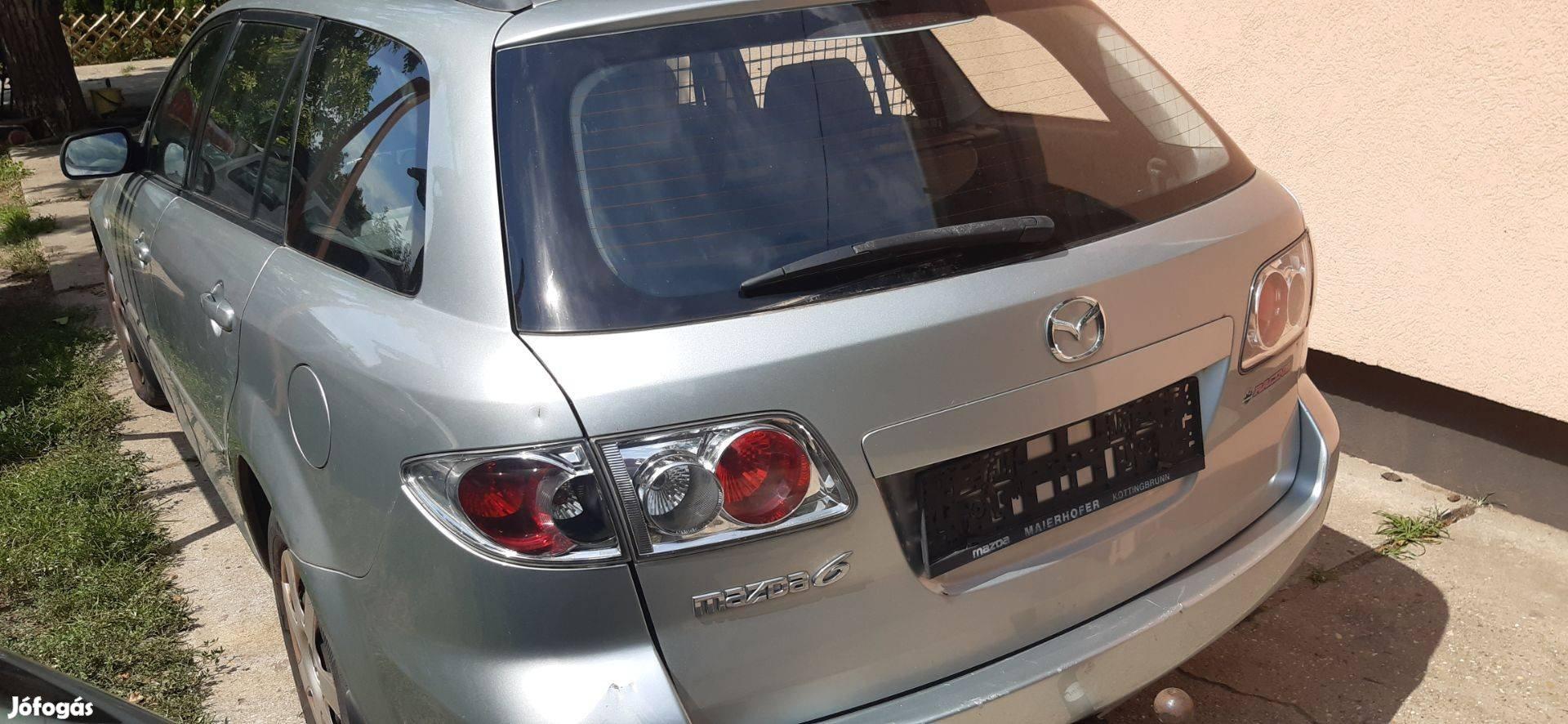 Mazda 6 bontott alkatrészek
