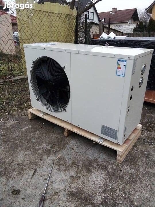 Meeting MD30D 12 kW levegő-víz hőszivattyú, hűtés, fűtés melegvíz