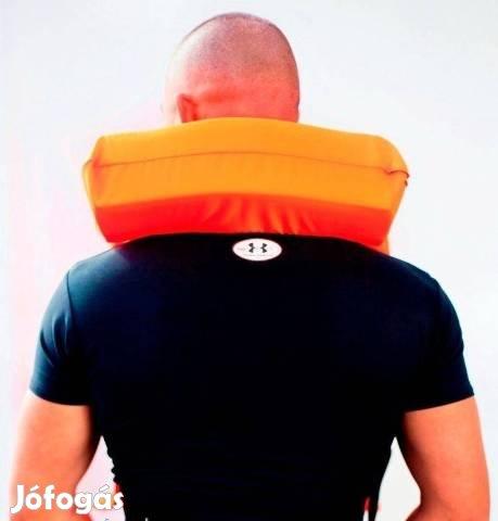 Mentőmellény életmentő Zephyr Gulf 100N ISO CE minősítés vízi sport Új