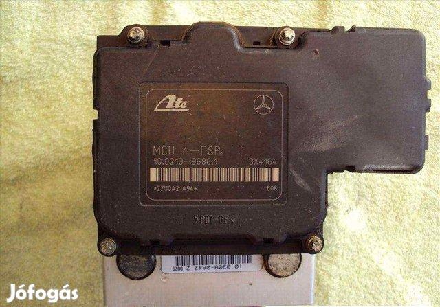 Mercedes Vito, Volvo és egyéb ABS moulok javítása