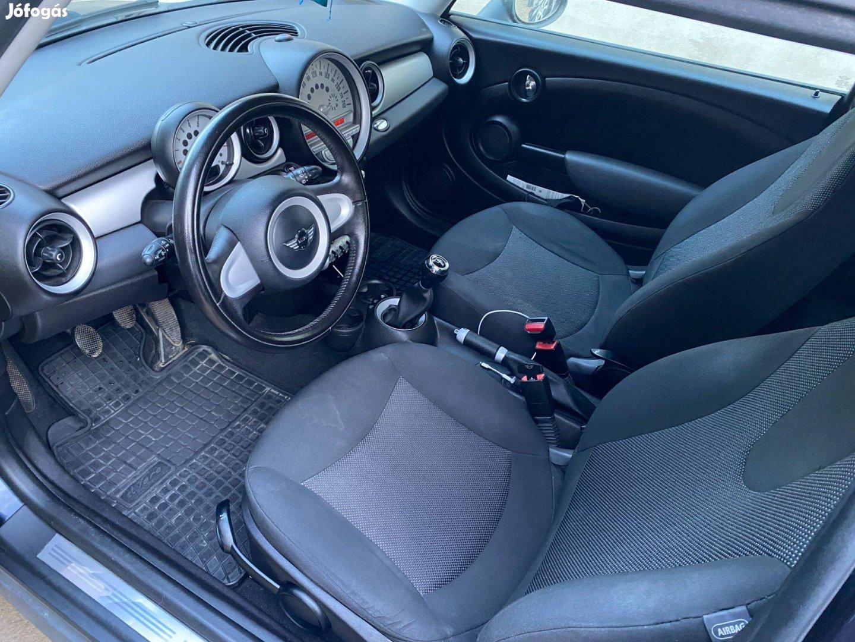 Mini Cooper 1.6 R56 Új vezérlés, szerviz!
