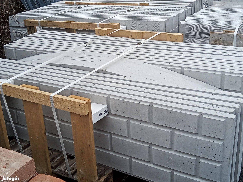 Minőségi betonkerítés közvetlenül a gyártótól