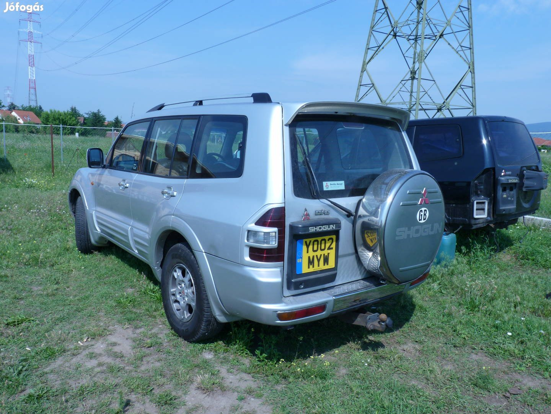 Mitsubishi Pajero és L200 motor,váltó,karosszéria elemek,fék,futómű, 3. Kép
