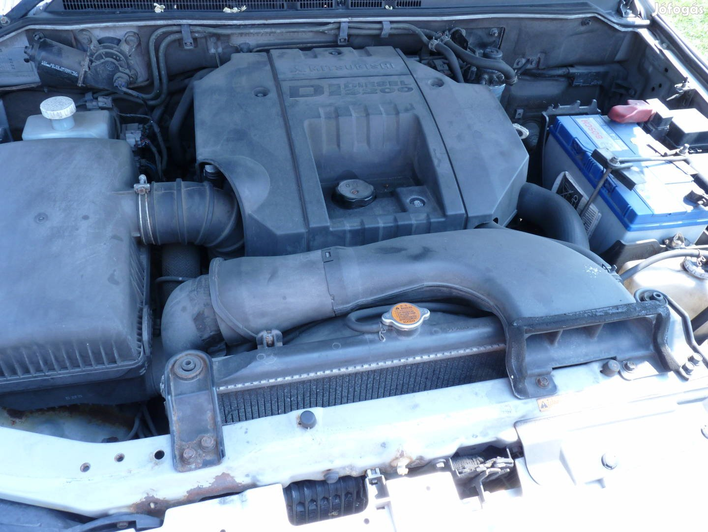 Mitsubishi Pajero és L200 motor,váltó,karosszéria elemek,fék,futómű, 4. Kép