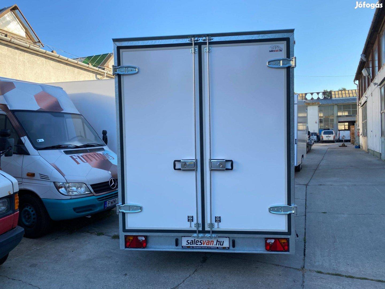 Mobil Hűtőkamra / Hűtős utánfutó