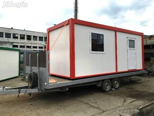 Mobil ház mobilház olcsó kerti fa iroda mosdó konténer konténerek, 4. Kép