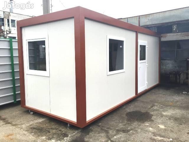 Mobil ház mobilház olcsó kerti fa iroda mosdó konténer konténerek, 8. Kép