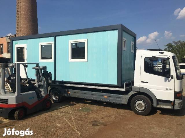 Mobil ház mobilház olcsó kerti fa iroda mosdó konténer konténerek, 9. Kép