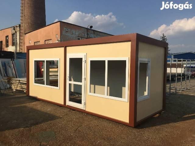 Mobil ház mobilház olcsó kerti fa iroda mosdó konténer konténerek, 10. Kép