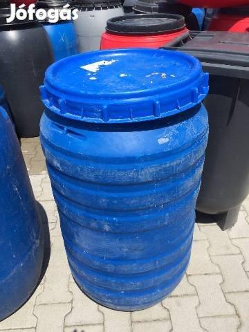 Műanyag Hordó 220L