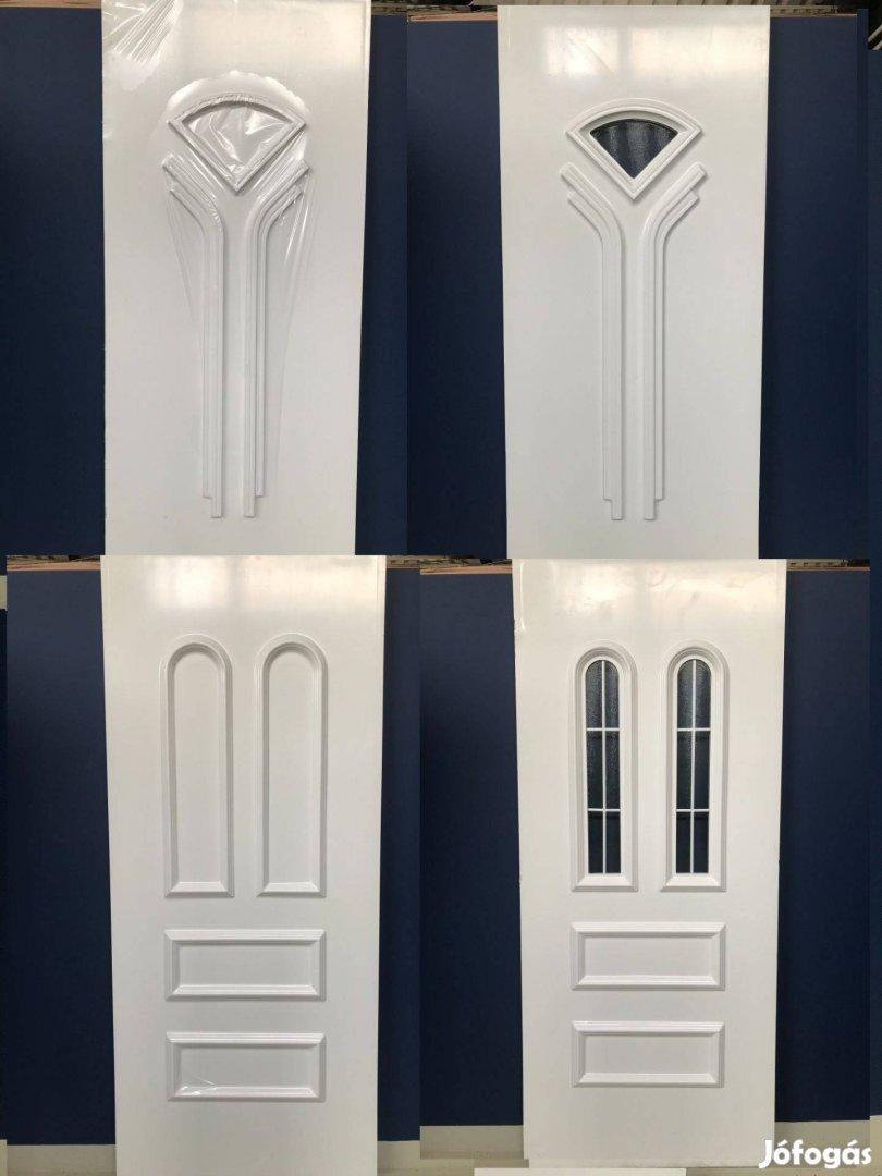 Műanyag ablakok, ajtók, beltéri ajtók raktárról, azonnal