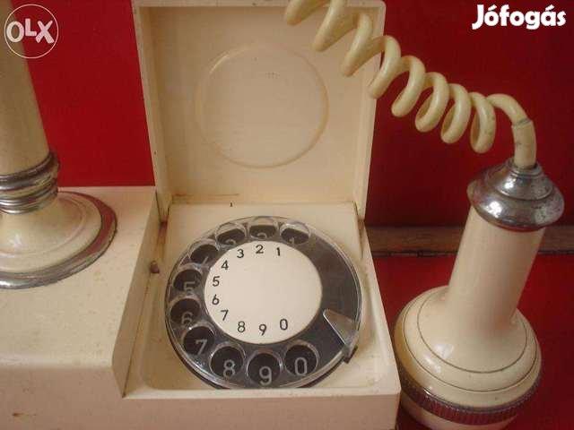 Nagyonrégi működő vezetékestelefon