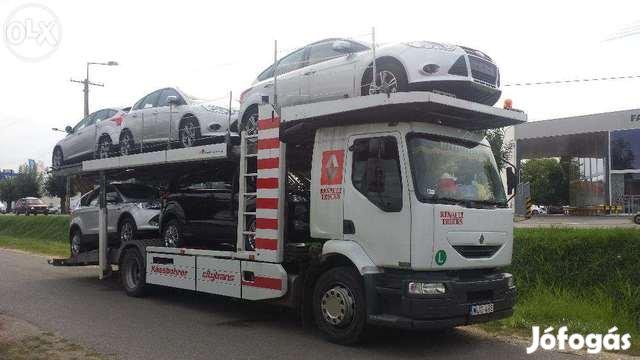 Nemzetközi autószállítás ,mentés Ausztria, Belgium,Hollandia, Németors