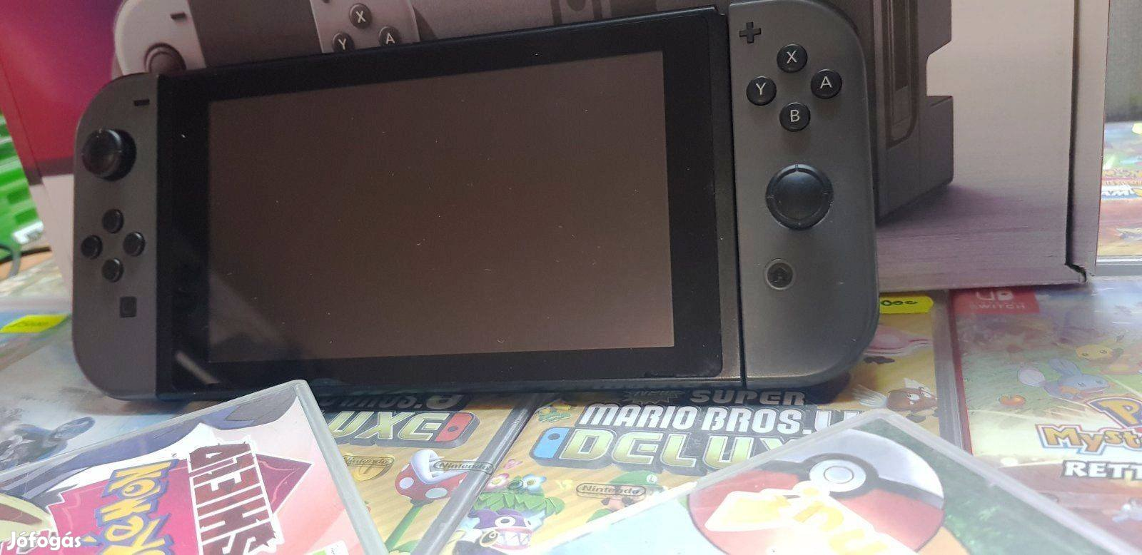 Nintendo switch konzol +36704559494