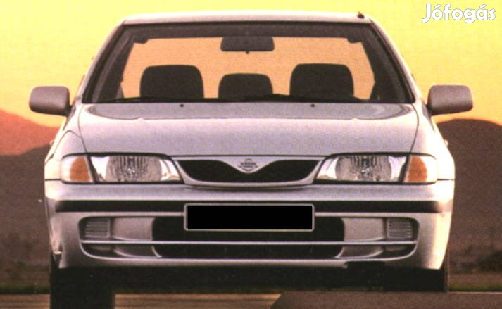 Nissan Almera N15 üzemanyag betöltő cső, 1995-2000 között, új!