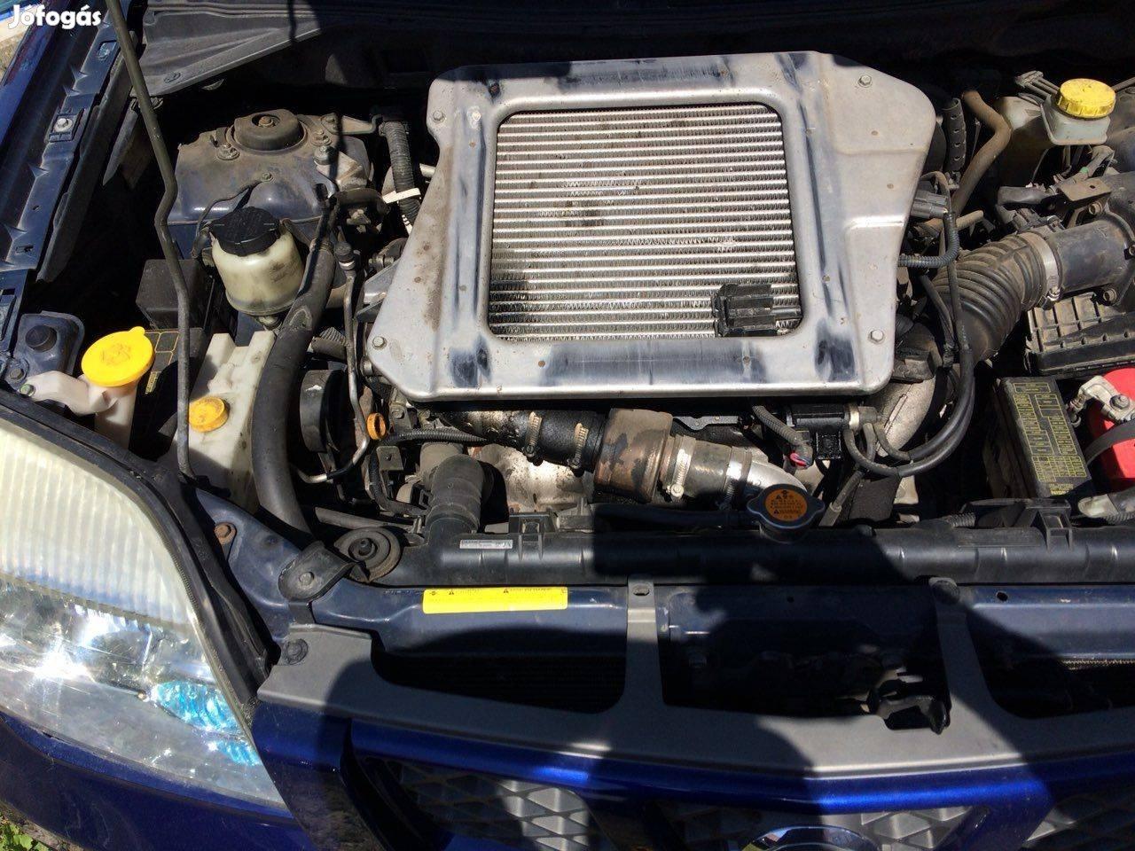 Nissan X-trail 2.2 Dci YD22ETI motor alkatrészei
