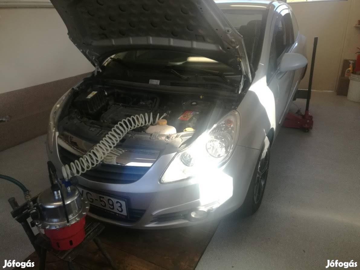 Opel abs Javítás Garanciával!