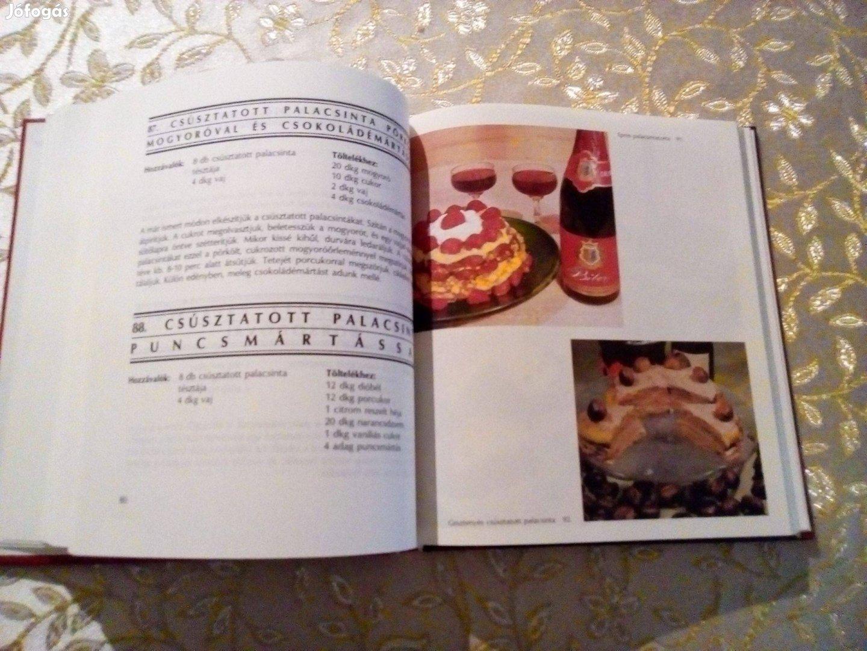Palacsinták könyve- 222 recept, Csizmadia László