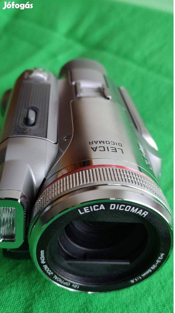 Panasonic NV-GS500 tip. 3CCD-s digitális DV kamera, dobozában eladó!