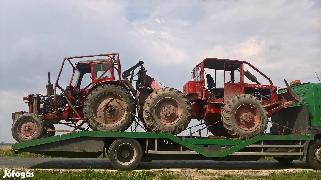 Permetező, Pótkocsi, Gép, Traktor, Bálázó, Markoló, Gépszállítás, 9. Kép