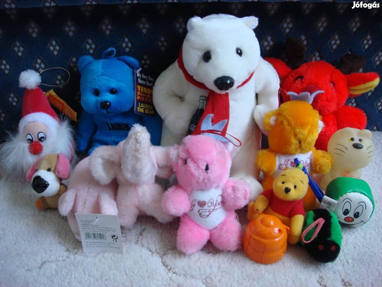 Plüss és egyéb Kinder játékok, 1. Kép