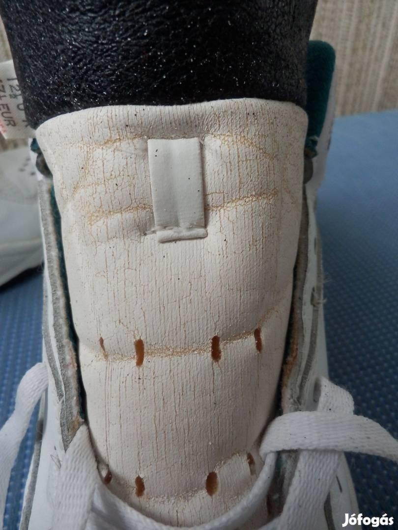 Reebok Blacktop fehér bőr kosárlabdás sportcipő 47,5-es méretű