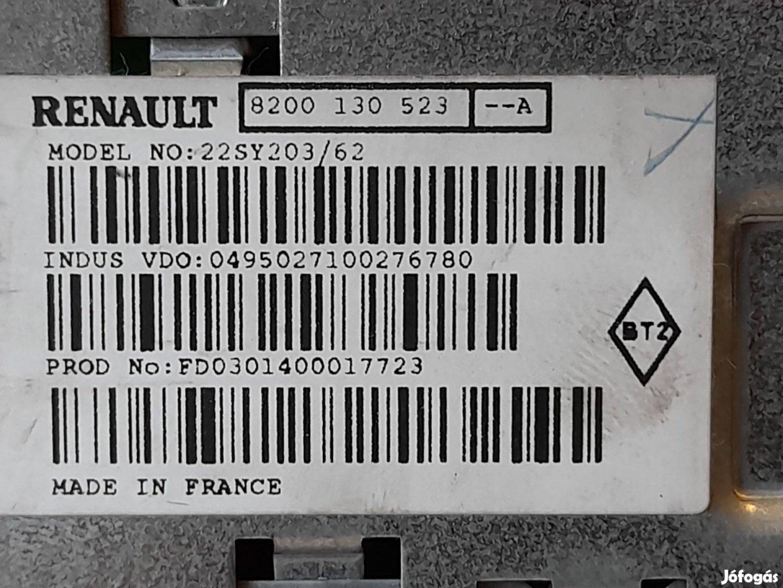 Renault Laguna GPS vezérlő eladó