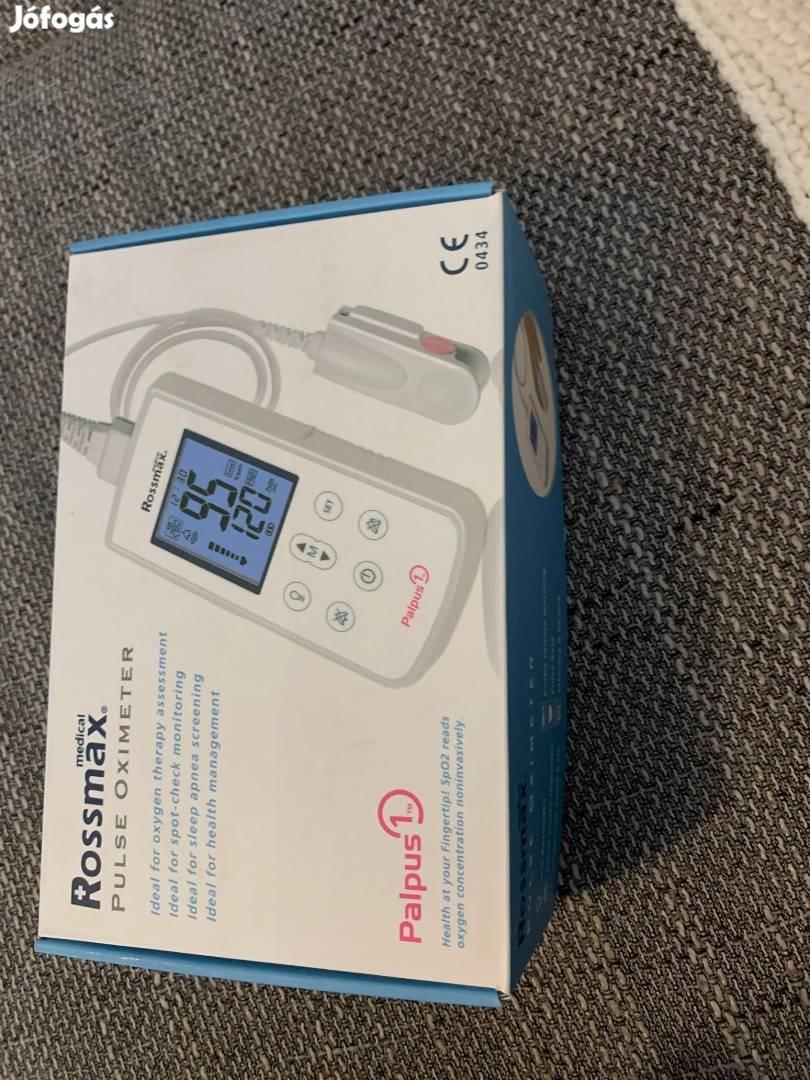 Rossmax Pulse Oximeter + csecsemő lábujjcsipesszel