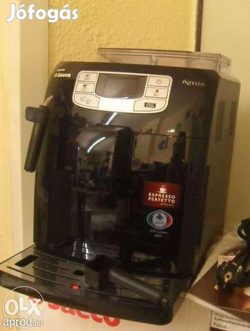 Saeco kávégépek kávéfőzők Szervizelve 6 hónap garanciával