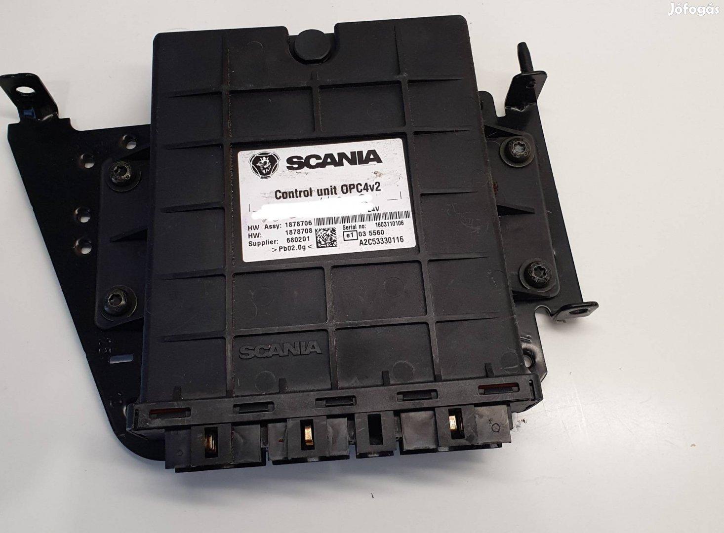 Scania OPC váltóvezérlő elektronika javítása, eladása