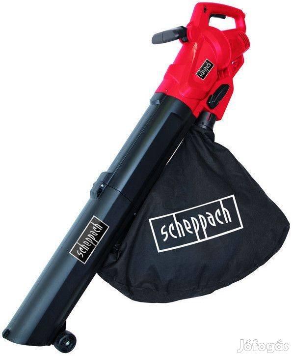 Scheppach LB 2600 E lombszívó-fúvó - Barkácsgépek Centrum