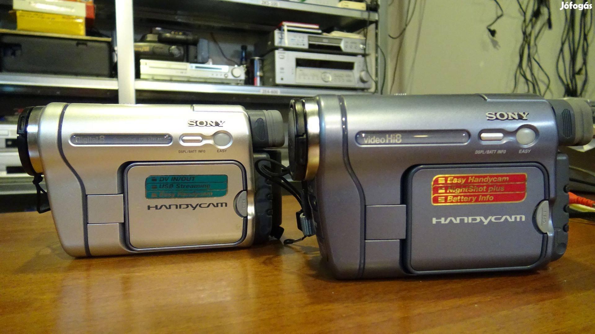 Sony DCR-Trv Videohi8, Digital8 PACK!!!