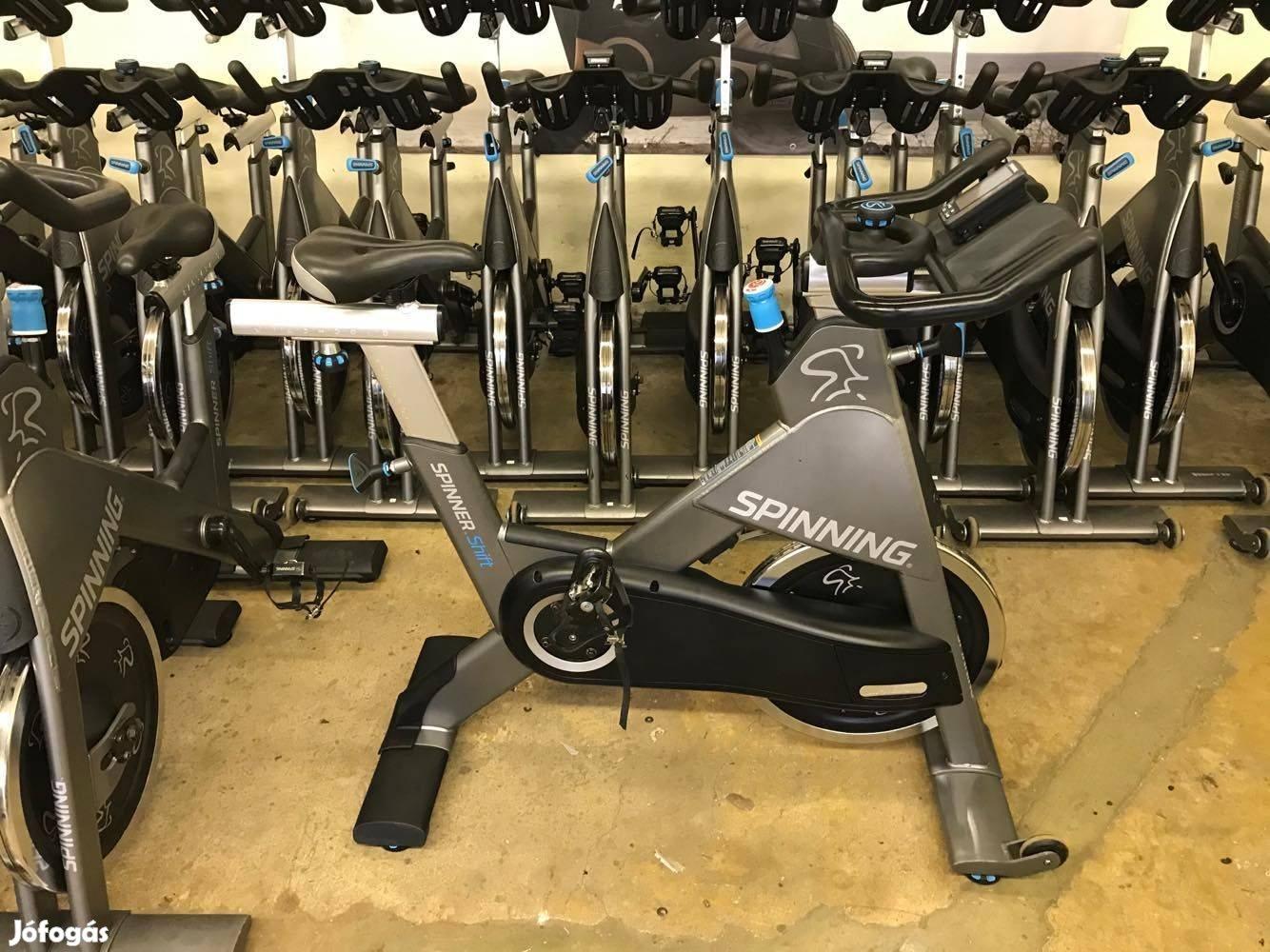 Star Trac + Precor Spinning - Spinner kerékpárok