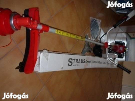 Straus Austria Benzinmotoros Fűkasza 5.2LE -52cm!!