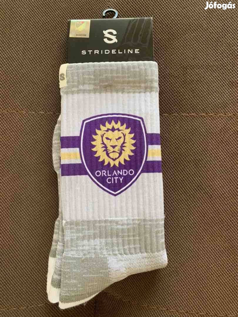 Strideline Orlando City SC MLS foci futball zokni