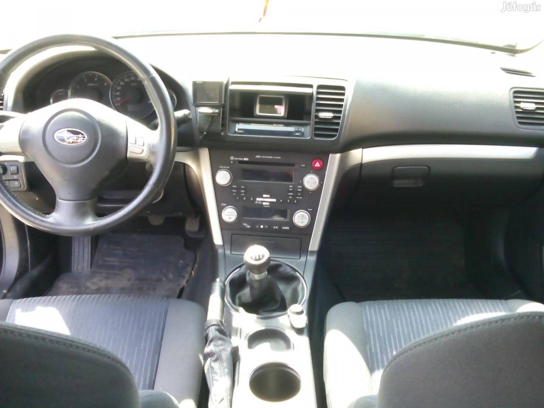 Subaru Legacy 2.0 D Comfort Magyar-138.000Km